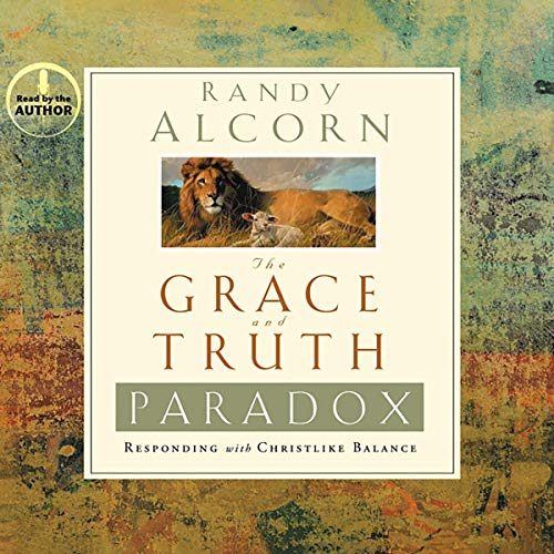The Grace and Truth Paradox cover art
