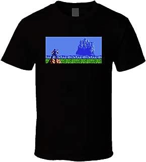 Ninja Gaiden Retro Video Game Ninja T Shirt