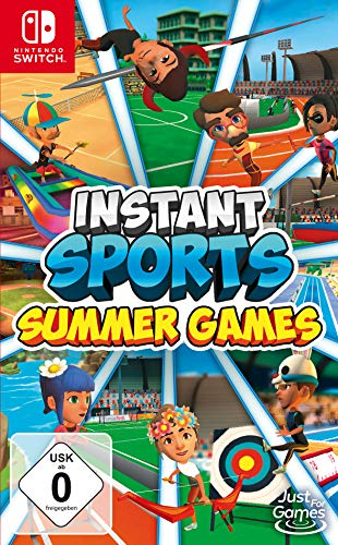Instant Sports - Summer Games - [Nintendo Switch]