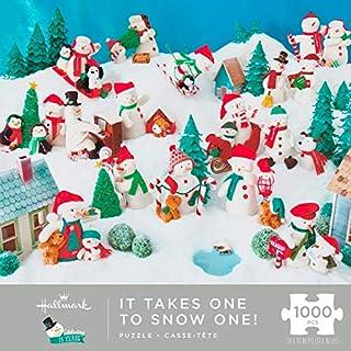 Hallmark 1PUZ1407 It Takes One to Snow One! - 1000 Pieces