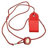 TOOGOO (R) rot Universal Sicherheit Running Maschine Schlüssel Laufband Magnetic Sicherheit Lock...