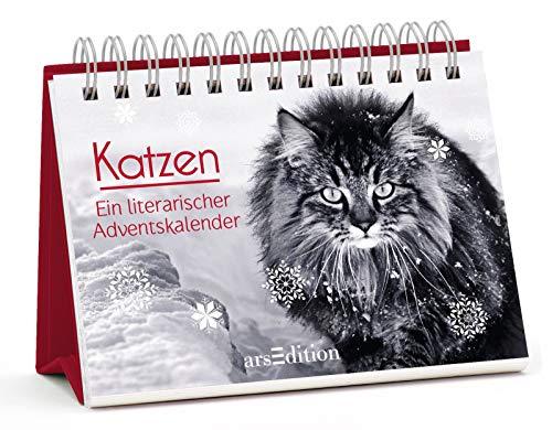 Katzen: Ein literarischer Adventskalender