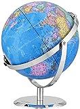 Globo terráqueo con Constelaciones iluminadas - Globo Iluminado de 9 'para niños y Adultos - Globo terráqueo Interactivo para Juguetes educativos, Adornos para la Oficina en casa