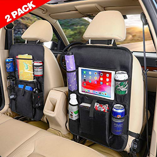 18.5-Inch by 24-Inch PRACTIK Kick Mats and Organizer 2-Pack