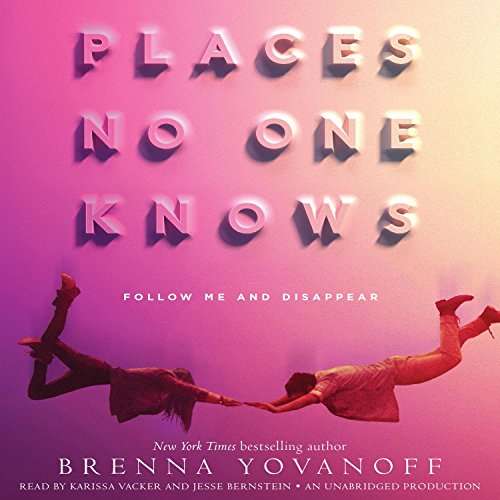 Places No One Knows audiobook cover art