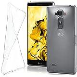 MoEx® AERO Hülle Transparente Handyhülle passend für LG G Flex 2 | Hülle Silikon Dünn - Handy Schutzhülle, Durchsichtig Klar