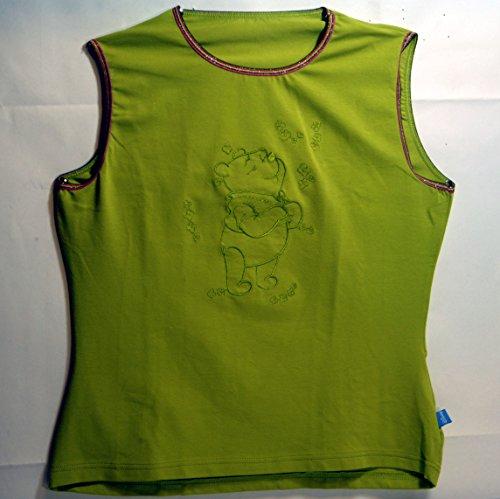 Débardeur Disney Winnie The Pooh en coton 10/12 ans Vert