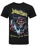 Hombres - Official - Judas Priest - Camiseta (L)