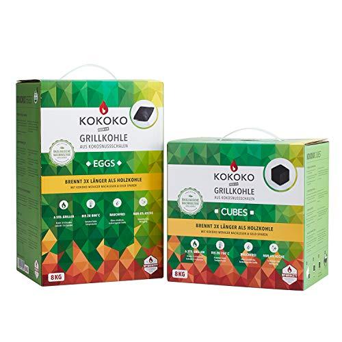 Set-Angebot: 8 kg KOKOKO Eggs & 8 kg...