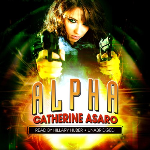 Alpha Audiobook By Catherine Asaro cover art