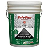 North American Salt 56840 Power 6300 Enviro-Blend Ice Melter, 40-Pound...