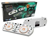 Mr. Dj MVDJ-1000WH USB Dj Mix Controller with Dual Individual Mixing Channels to Connect a Computer for Audio and Playback