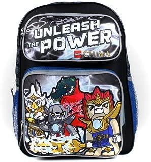 lego chima school bag