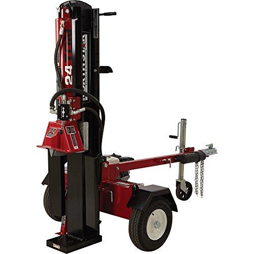Product Image 4: NorthStar Horizontal/Vertical Log Splitter – 24-Ton, 160cc Honda GX160 Engine