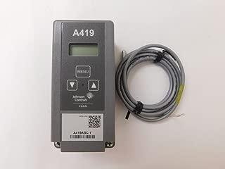 Johnson Controls A419ABC-1C Electronic Temp Controller
