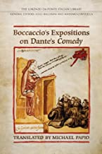 Boccaccio's Expositions on Dante's Comedy (Lorenzo Da Ponte Italian Library)