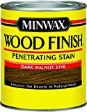 Minwax 22716 1/2 Dark Walnut Wood Finish Interior Wood Stain