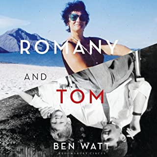 Romany and Tom cover art