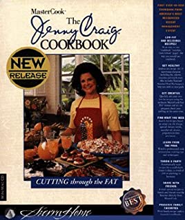 Mastercook's The Jenny Craig Cookbook: Cutting Through The Fat (WIN/MAC)