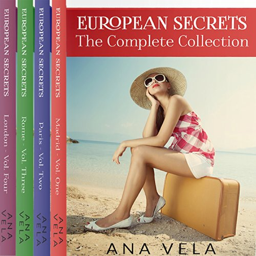 European Secrets audiobook cover art