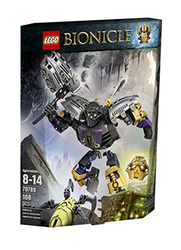 LEGO Bionicle Onua - Master of Earth Toy by LEGO