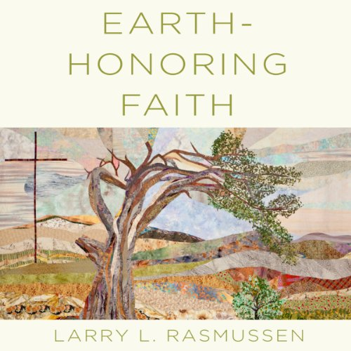 Earth-honoring Faith audiobook cover art