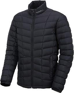 [モンベル] Mont-bell Men`s ZENA Down Jacket メンズダウンジャケット Black ML3BWMDL274 [並行輸入品]