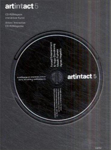 Artintact.  Interaktive Kunstwerke von Masaki Fujihata, Agnes Hegedüs, Forced Entertainment & Hugo Glendinning (CD-ROM m. Begleitbuch Deutsch/Englisch)