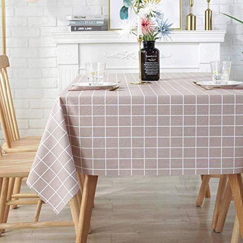 Tafelkleed Nordic Wegwerp Waterdicht En Olie-Proof Student Anti-Verbrandingsbeveiliging Doek Eettafel Rectangular Power Red Table