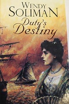 Hardcover Duty's Destiny (Ulverscroft Large Print) Book