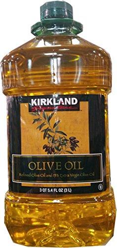 Kirkland Signature Pure Olive Oil 2 Count, 3L each.