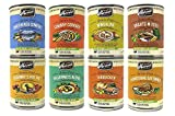 Merrick Grain Free Wet Dog Food Variety Pack, 8 Flavors, 13.2-Ounces Each (8 Total Cans)