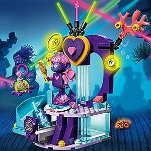 Amazon.co.jp - レゴ トロールズ テクノ・リーフのダンスパーティー 41250