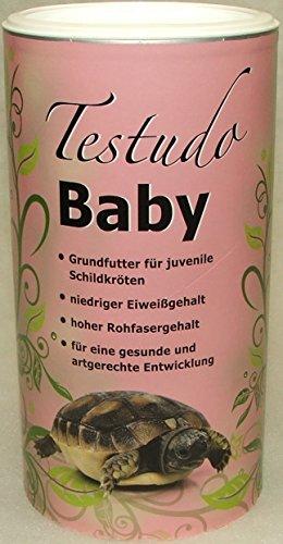 Agrobs Testudo Baby Futter für Landschildkröten 300g