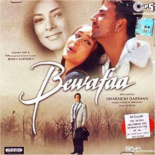 Bewafaa Hindi Music/ Bollywood Songs / Film Soundtrack / Shahrukh Khan/ Kareena Kapoor/Anil Kapoor/ Lata Mangeshkar/Asha Bhosale/Kumar Sanu/Alka Yagnik/Udit Narayan/Sonu Nigam/ Abhijit/ Nadeem- Shravan