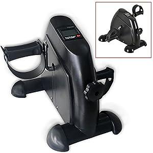 Pedaleador Minibicicleta para el Entrenamiento de Brazos/Piernas