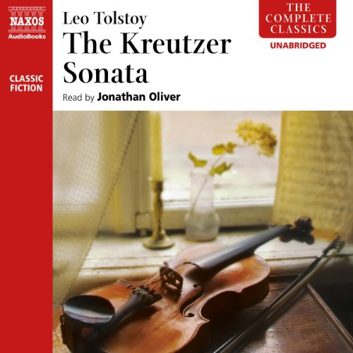 The Kreutzer Sonata cover art
