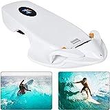 ZQYR# F2 Bodyboard Schwimmboard Board Elektrisches Surfboard Kickboard Schwimmbrett Strand Wasser Sommer Wellen Wellenreiten, 8-15Km/h