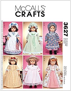 clothes patterns for 18 inch dolls free