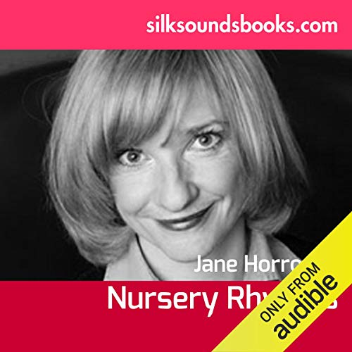 Nursery Rhymes audiobook cover art