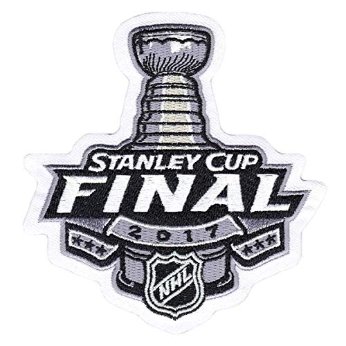 National Emblem 2017 Stanley Cup Final NHL Eishockey Patch/Aufnäher