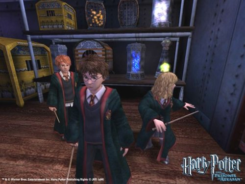Harry Potter and the Prisoner of Azkaban Screenshot 3