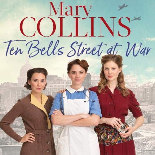 Ten Bells Street at War cover art