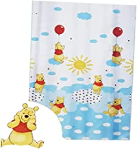 Winnie the Pooh voile tendine 150/cm larghezza x 207/cm goccia