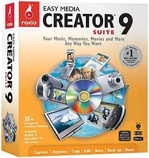 Roxio Easy Media Creator Suite 9 [OLD VERSION]