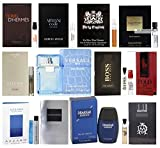 Best Cologne Samples - Pilestone's Selection: Men's Designer Fragrance Samples - 12ct Review
