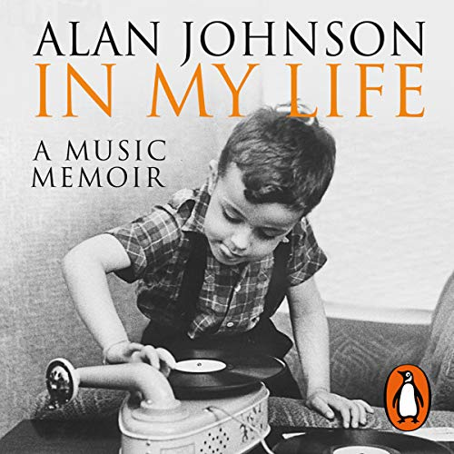 In My Life audiobook cover art