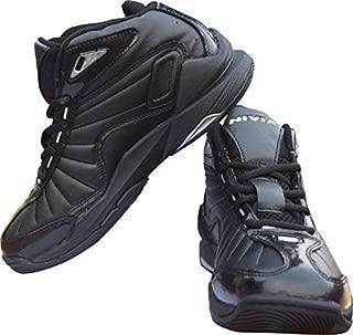 Nivia Black Combat I Basketball Shoes for Men