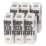 サザコーヒー ネルドリップ・アイスコーヒー 無糖 1000ml×6本