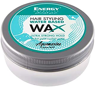 Energy Cosmetics Hair Wax Aquamarine - 100 ml